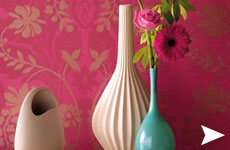 Designer Wallpapers & Fabrics.