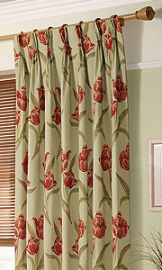 Curtains, blinds and soft furnishings by Curtain Design Ltd of Leek